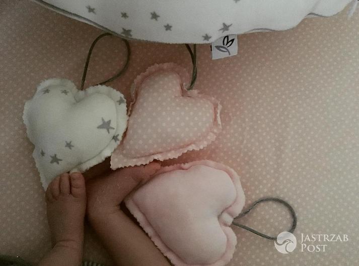 Paulina Sykut pokazała pierwsze zdjęcie córeczki - Instagram