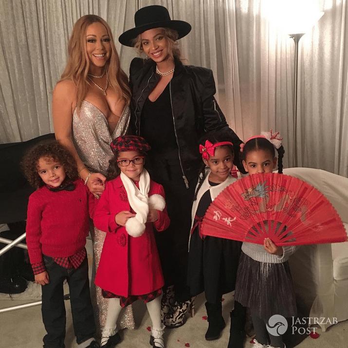 Zdjęcie (8) Dzieci Mariah Carey już tak nie wyglądają! Paparazzi przyłapali Moroccana i Monroe na zakupach w Paryżu. Ale wyrośli!