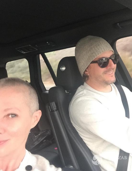 Shannen Doherty wraca z radioterapii - Instagram