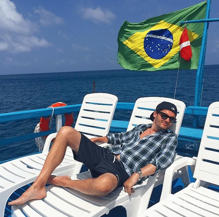 Kuba Wojewódzki spędzi Sylwestra w Brazylii - Instagram
