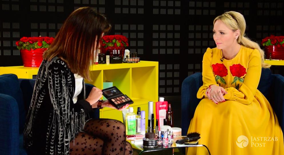 Natalia Siwiec w programie Kosmetyczka gwiazd
