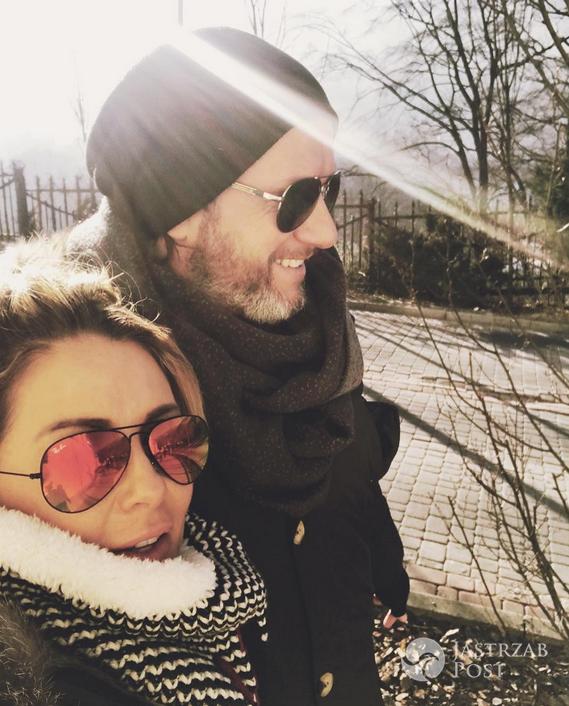Małgorzata Rozenek i Radosław Majdan spędzą Sylwestra w Wiśle - Instagram