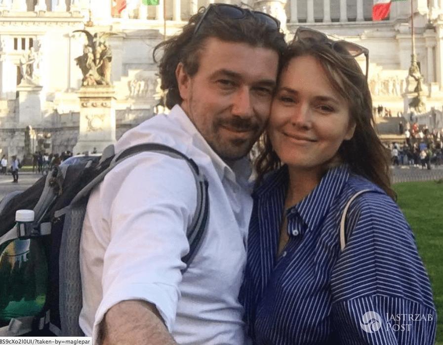 Magdalena Lamparska i Bartek Osumek są parą