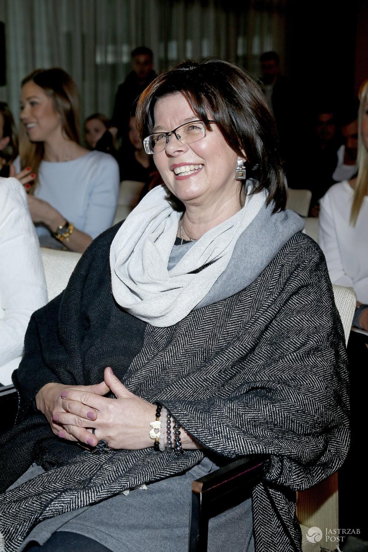 Maria Stachurska - mama Anny Lewandowskiej o ciąży