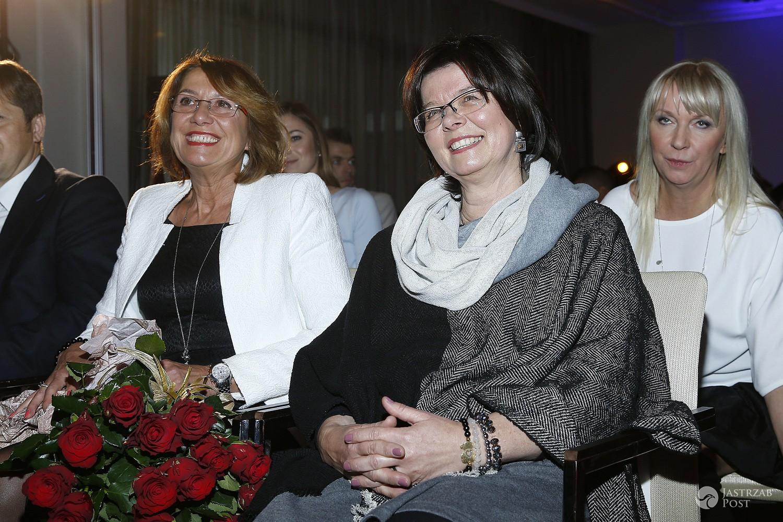 Iwona Lewandowska i Maria Stachurska - mamy Roberta i Ani