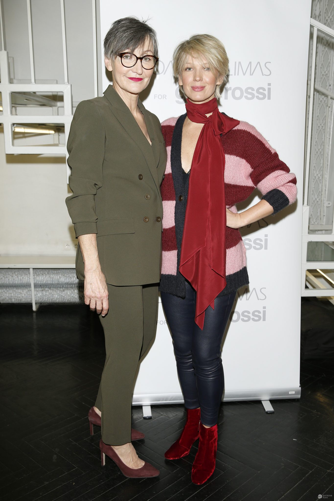 Joanna Klimas i Magda Mołek - prezentacja torebek Joanny Klimas