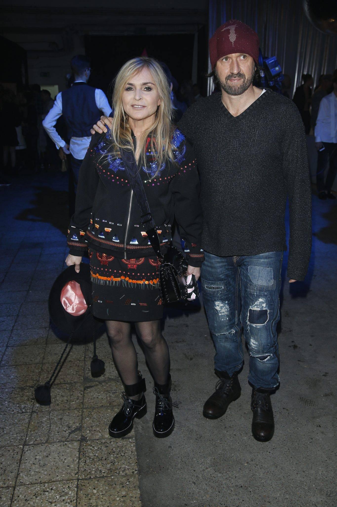 Monika Olejnik i Tomasz Ziółkowski- pokaz Roberta Kupisza Krivan 2016