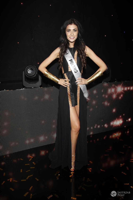 Ewa Mielnicka w sukni Kamil Hala na Miss Supranational 2016