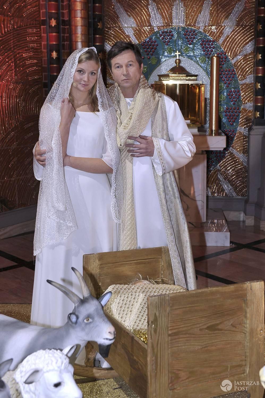 Piotr Cyrwus, Katarzyna Kołeczek - Kolędowanie z Polsatem 2016