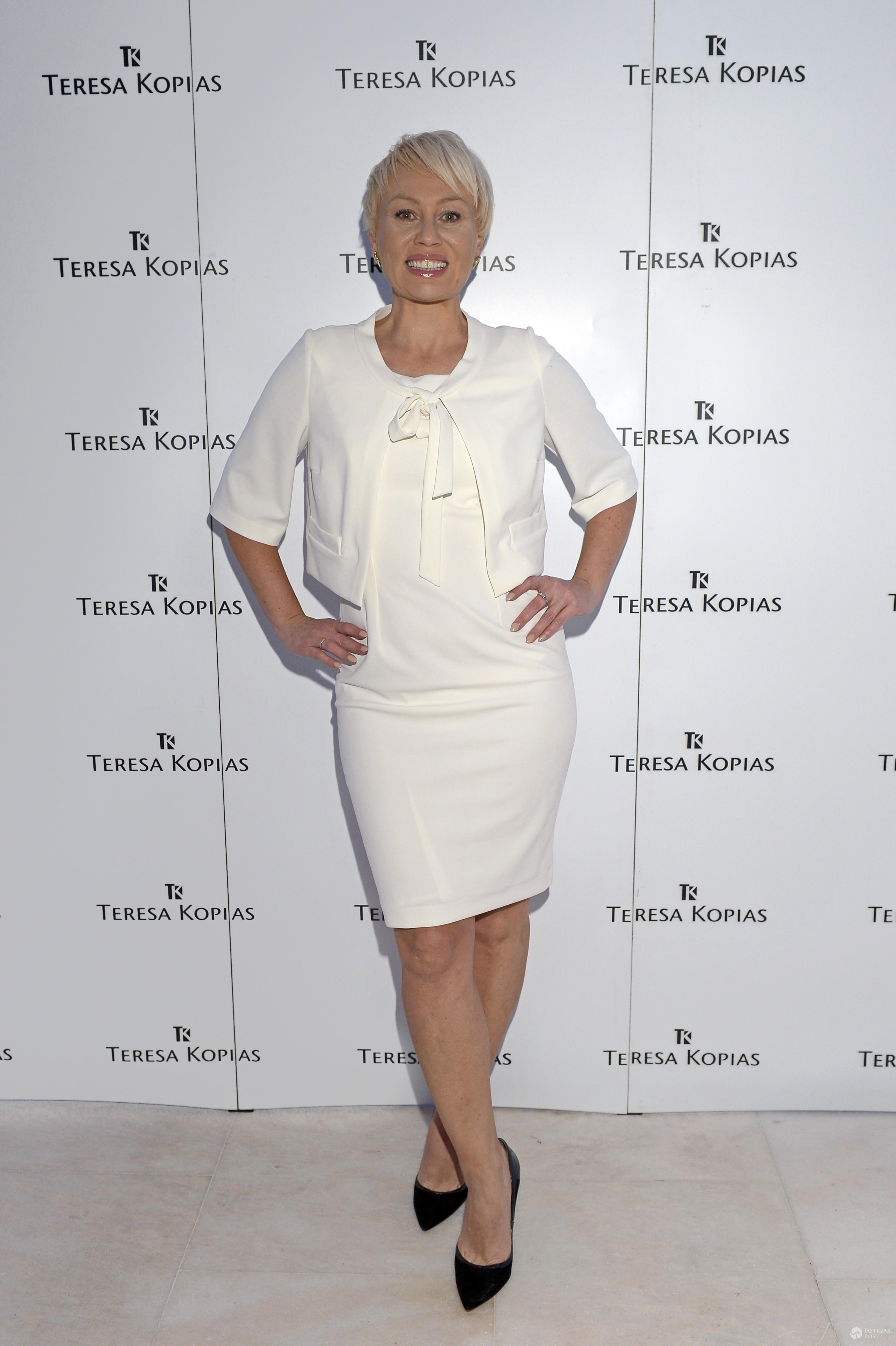 Monika Jarosińska - pokaz Teresy Kopias 2016