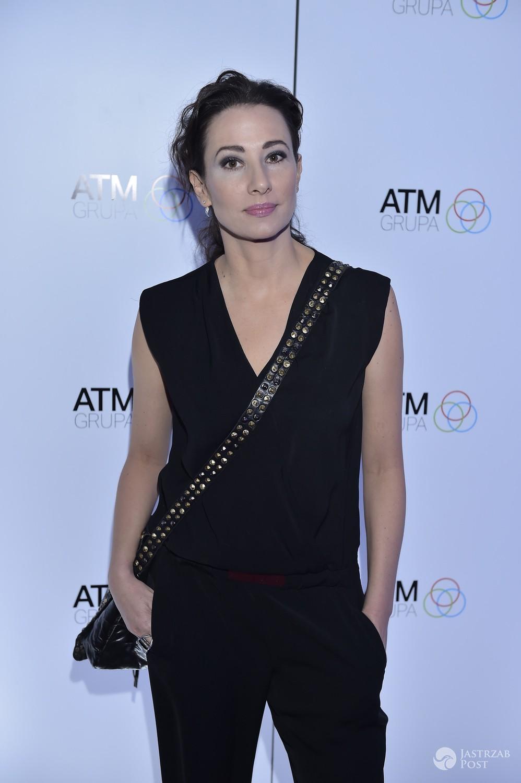 Aleksandra Popławska - premiera Kalendarza ATM Grupa
