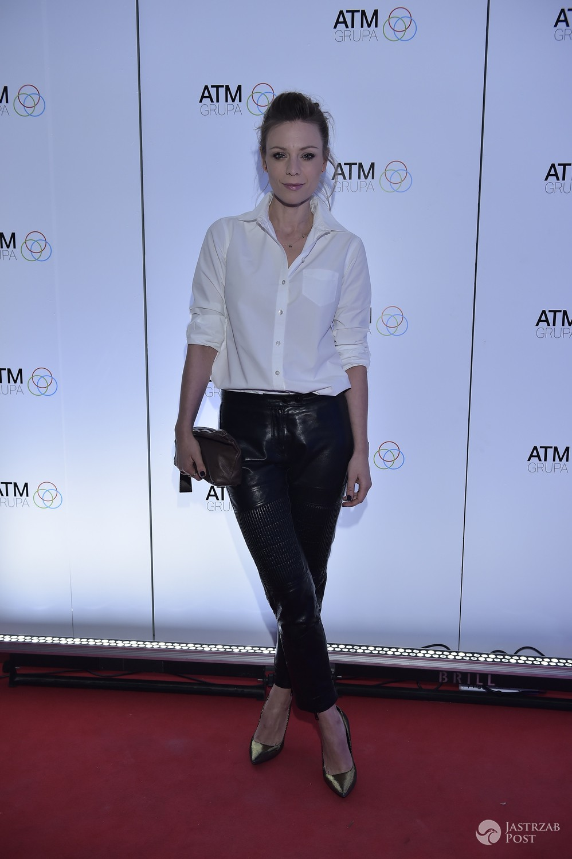 Magdalena Boczarska - premiera Kalendarza ATM Grupa