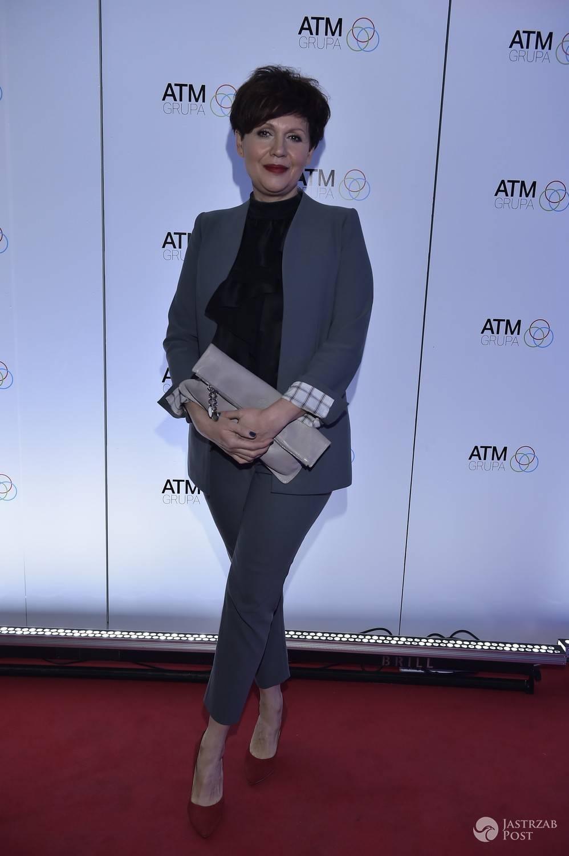 Małgorzata Pieńkowska - premiera Kalendarza ATM Grupa