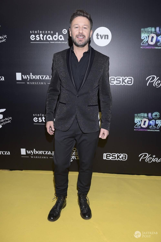 Andrzej Piaseczny - Sylwester 2016 TVN