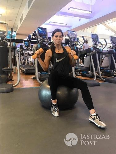 Anna Lewandowska ma milion obserwujących na Instagramie