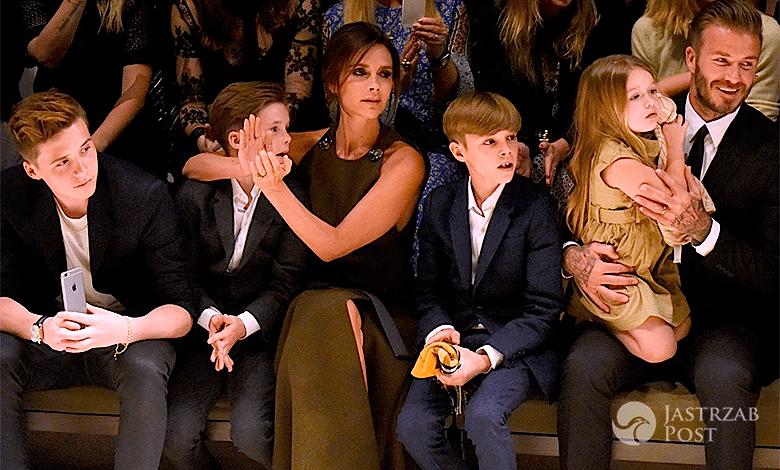 Dzieci Beckhamów