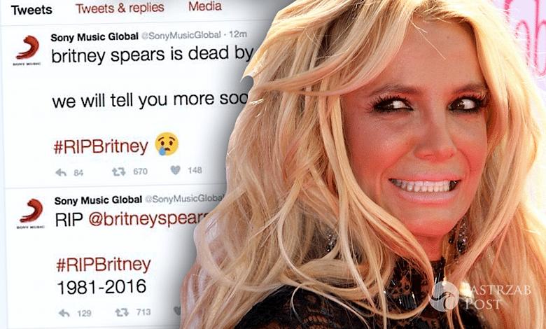 Britney Spears o śmierci