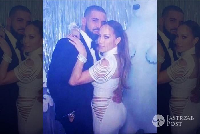 Jennifer Lopez i Drake razem