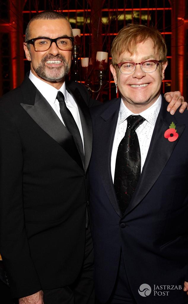 Elton John żegna George'a Michaela