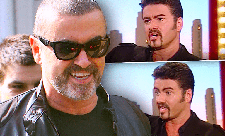 George Michael coming out