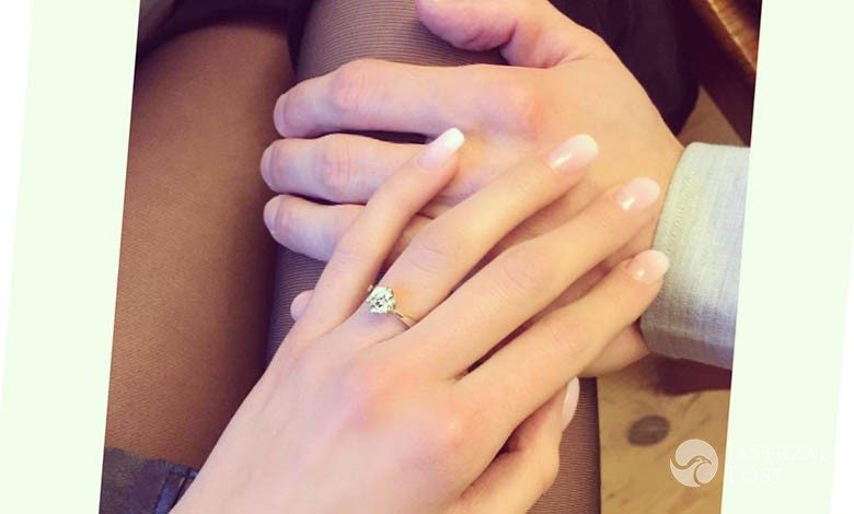 Ines Mannei zaręczyła się