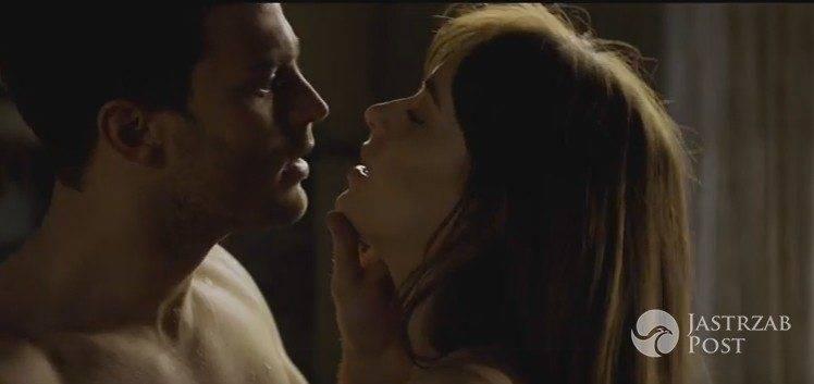 """Jamie Dornan i Dakota Johnson w trailerze filmu """"Ciemniejsza strona Grey'a"""""""