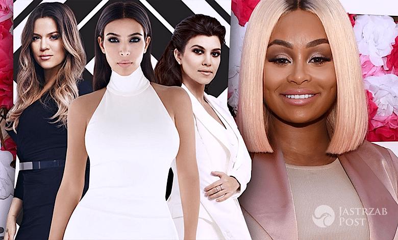 Kardashianki o Blac Chynie