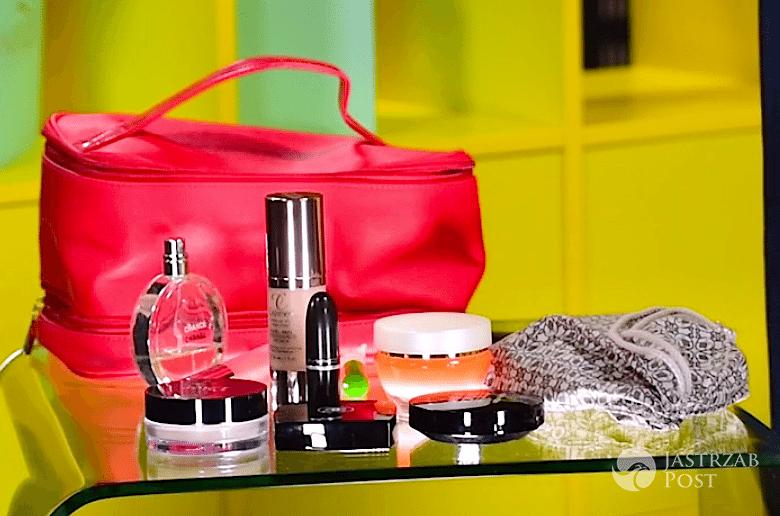 Kosmetyczka Doroty Gardias - jakich kosmetyków używa?