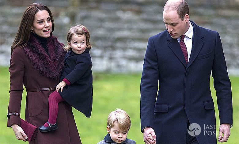 Księżna Kate msza święta 2016