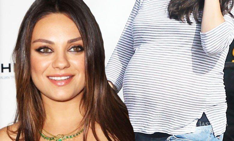 Mila Kunis urodziła