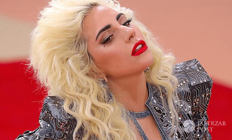 Lady Gaga zgwałcona