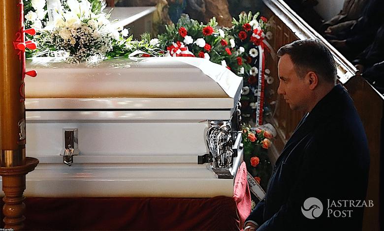 Łukasz Urban pogrzeb