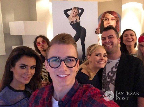 """Polska premiera reality show """"Świat Mariah"""" (fot. Instagram Natalia Siwiec)"""