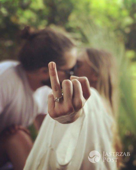 Margot Robbie pokazała zdjęcie ze ślubu