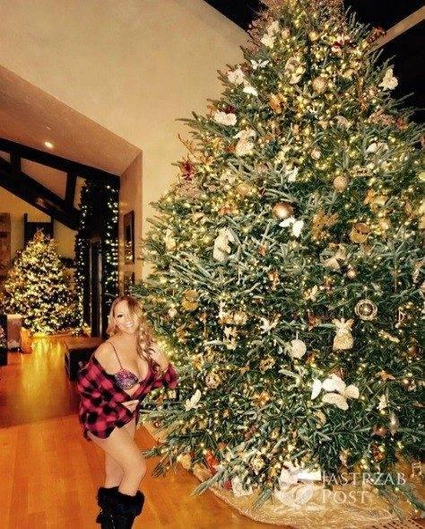 Mariah Carey Boże Narodzenie 2016