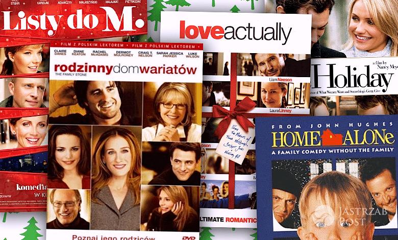 10 Najlepszych Filmów Na święta Bożego Narodzenia Ranking