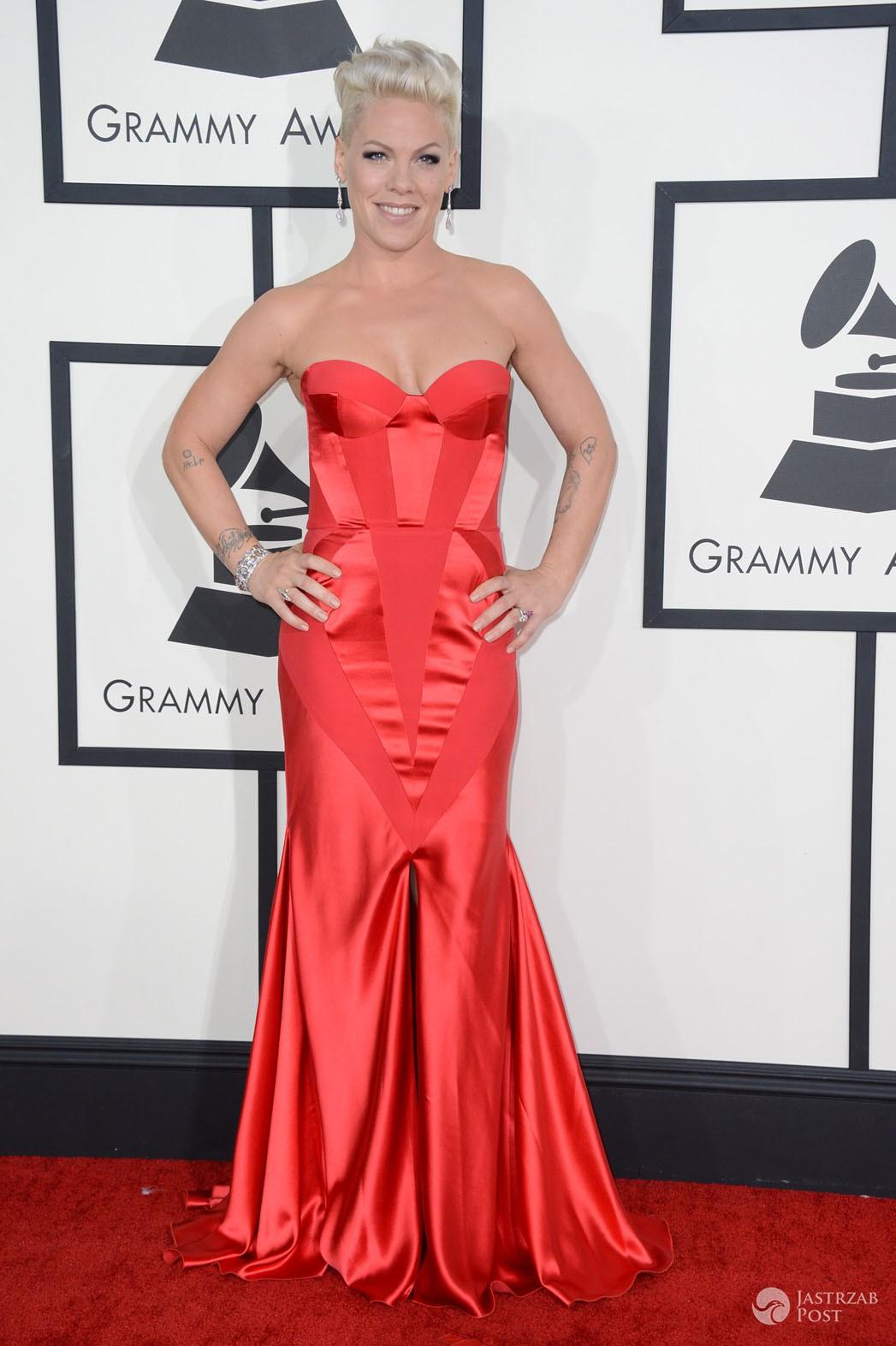 Pink na gali Grammy