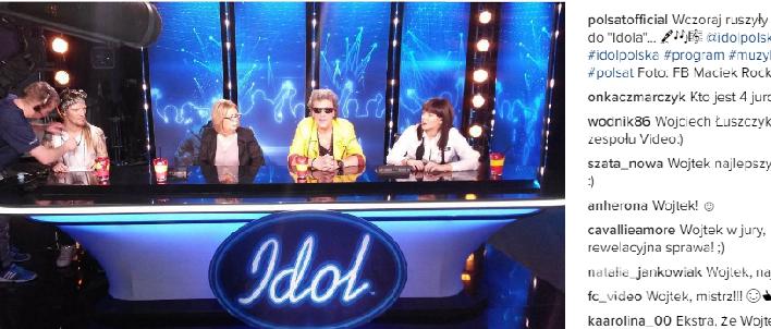 Idol - castingi