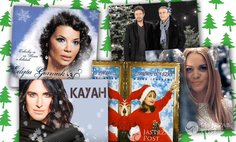 polskie świąteczne piosenki