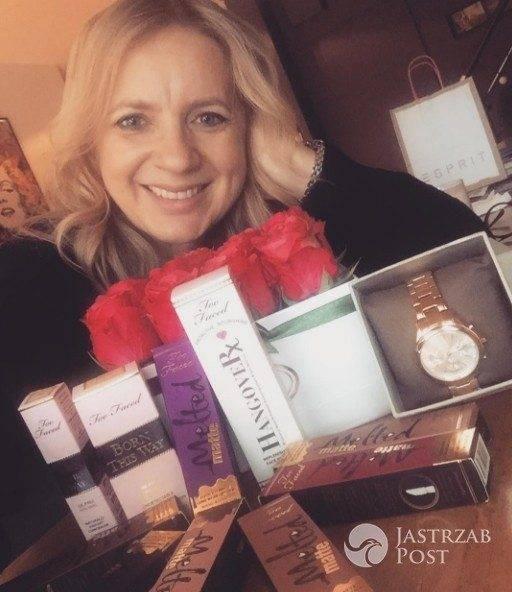 Marzena Rogalska pokazała prezenty na Mikołajki 2016