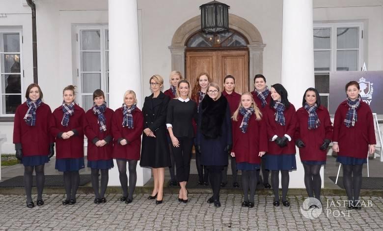 Projekt Lady - uczestniczki i Małgorzata Rozenek