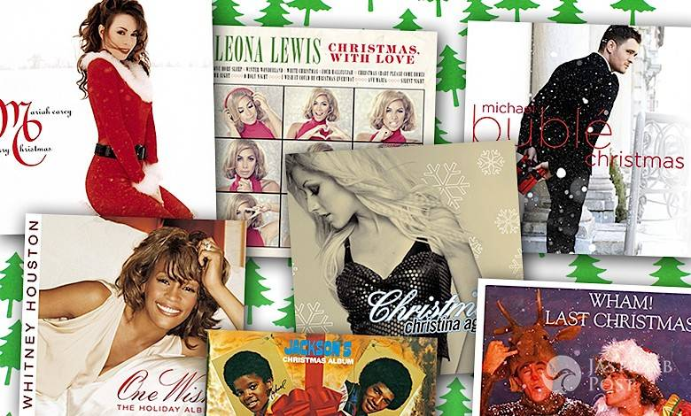 Najlepsze świąteczne piosenki