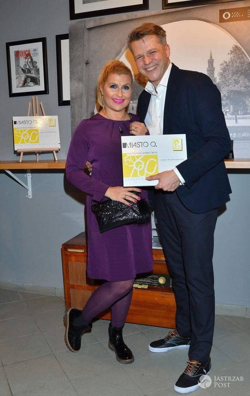 Katarzyna Skrzynecka - premiera książki Jakuba Przebindowskiego