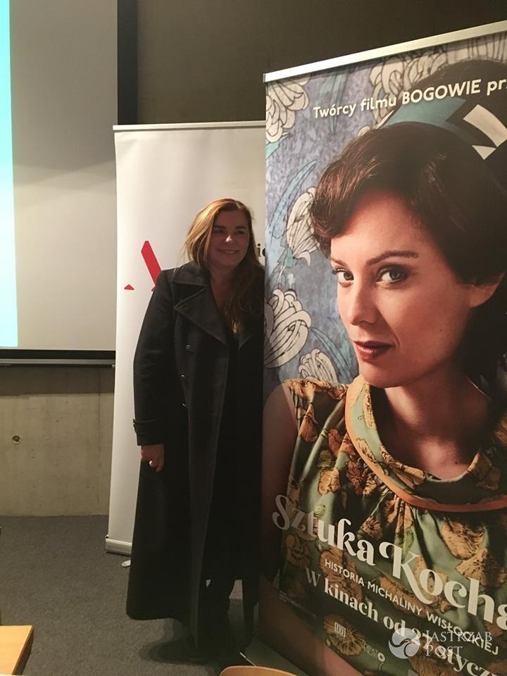 Violetta Ozminkowski o premierzy Sztuki Kochania