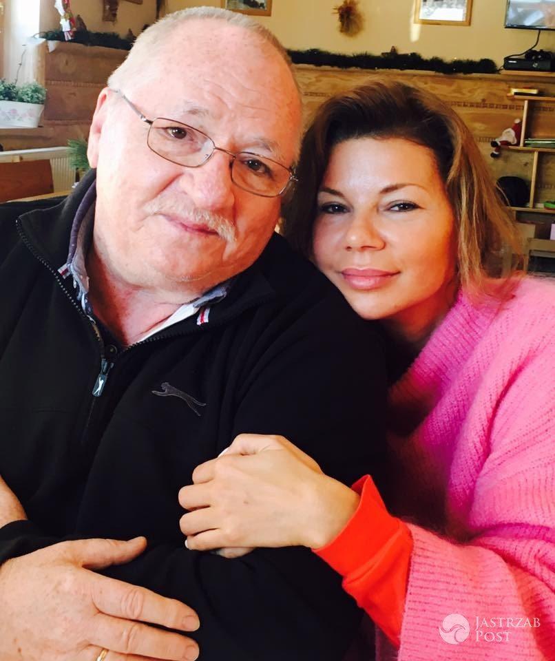 Edyta Górniak pokazała na Facebooku zdjęciem z ojcem