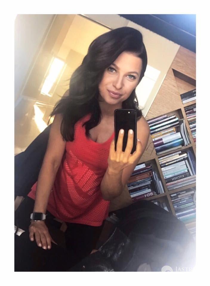 Anna Lewandowska pokazała ciążowy brzuszek