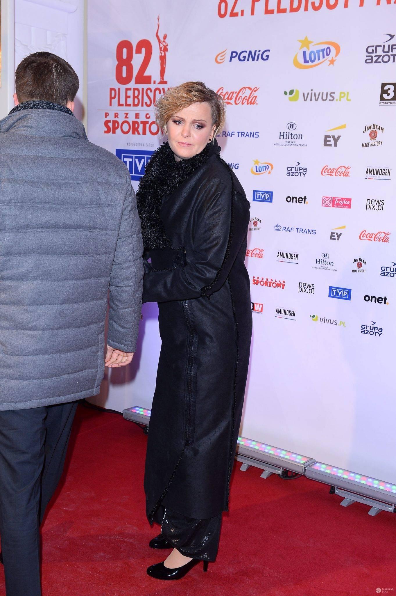 Otylia Jędrzejczak - Gala Mistrzów Sportu 2016