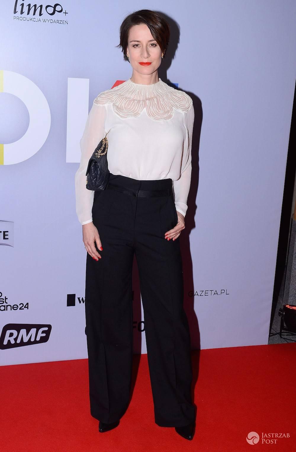 Maja Ostaszewska - Powidoki - premiera w Łodzi 2017