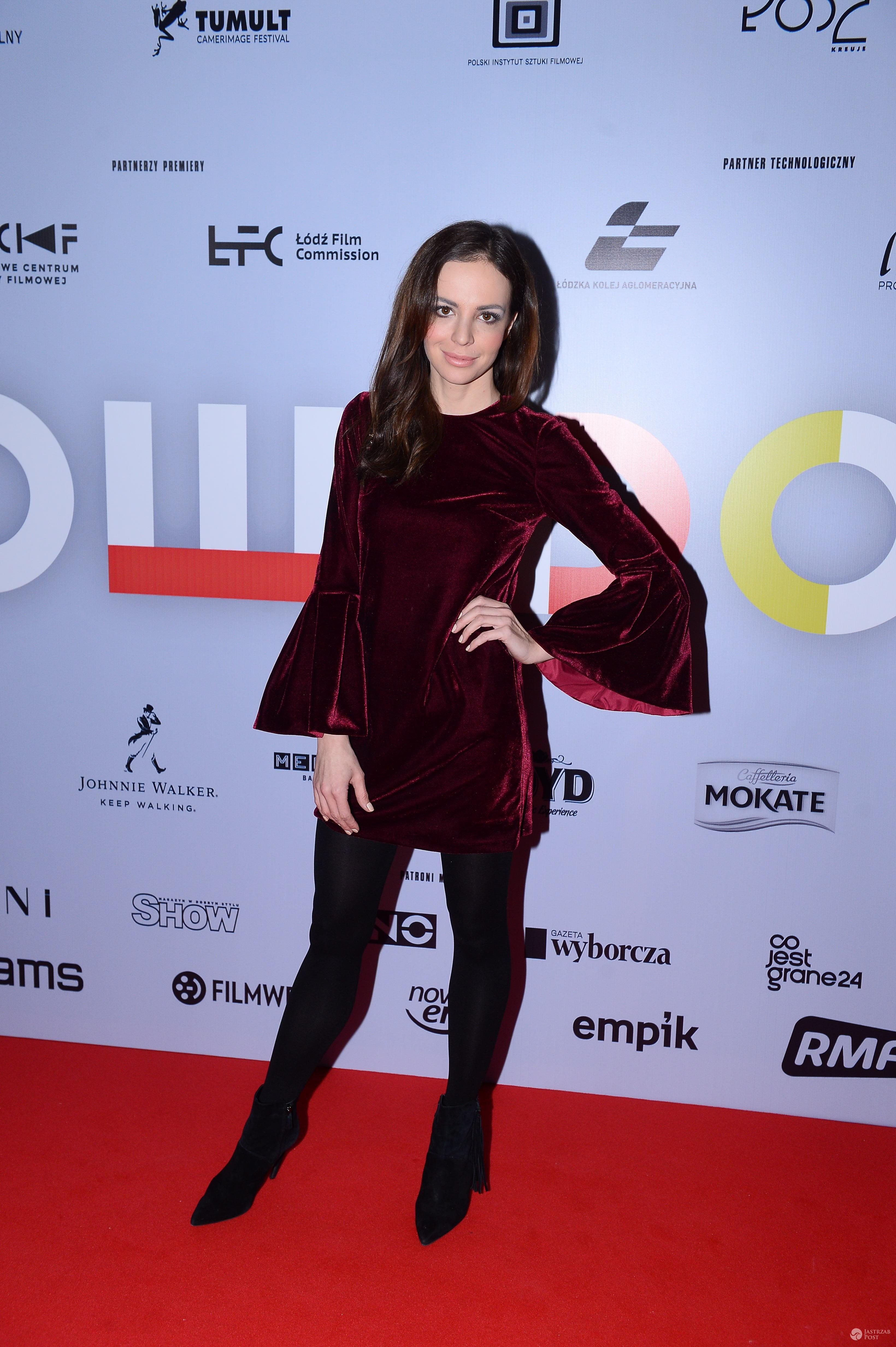 Anna Wendzikowska - Powidoki - premiera w Łodzi 2017