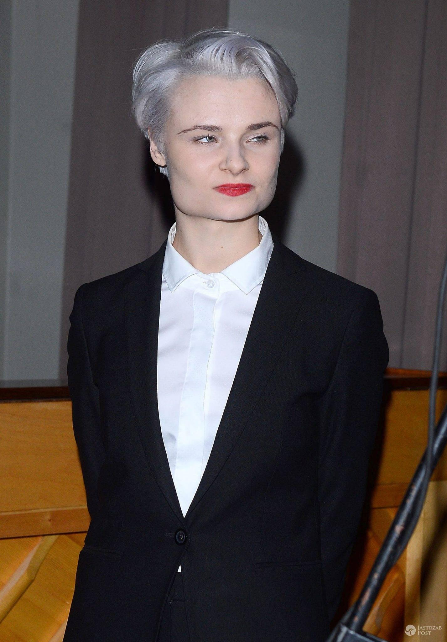Alicja Nauman - córka Agaty Młynarskiej